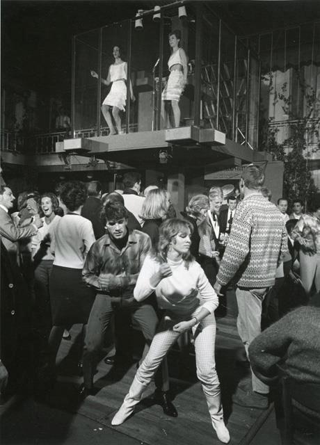 WEST HOLLYWOOD:  The Whisky-A-Go-Go, Sunset Blvd., West Hollywood, 1964