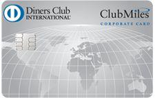 Diners Club Corporativa Club Miles