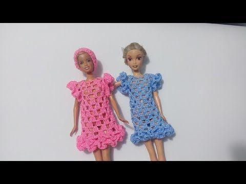 Youtube Barbievestidosfaldaspantalones 2 Vestido Con