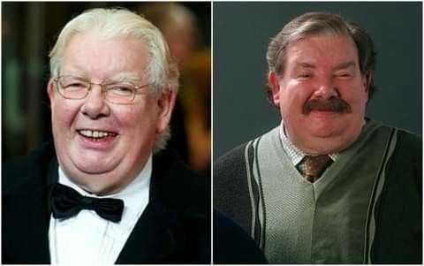 Happy Birthday To The Late Richard Griffiths Who Portrayed Vernon Dursley In The Harry Potter Films Harry Potter Films Lily Potter Harry Potter