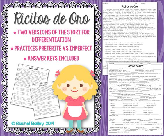 Preterite Vs Imperfect Worksheet With Answers Worksheets For ...