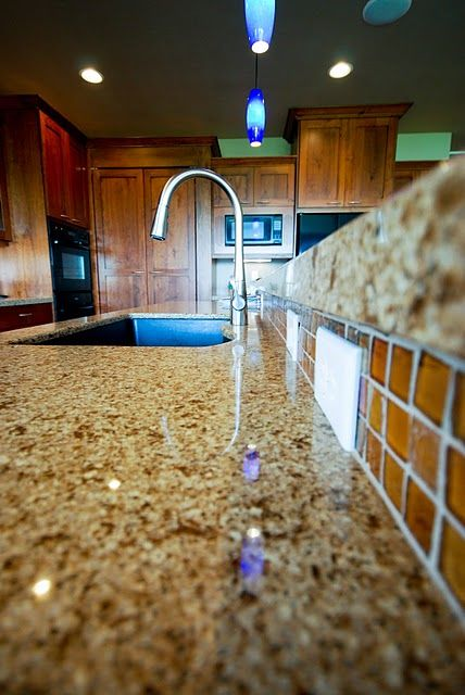 Ceasarstone chocolate truffle man made quartz countertop for Man made quartz countertop