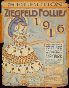 Ziegfeld Follies 1916