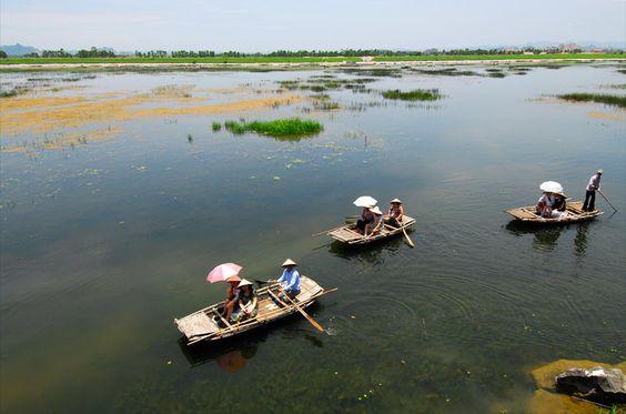 Trang An Landscape.
