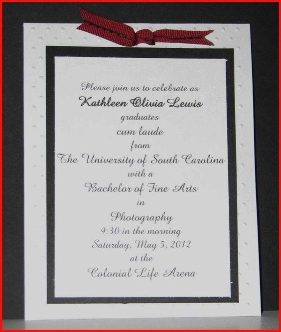 Graduation Party Invitations Templates Graduation Invitations High School Party Invite Template
