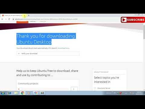Ubuntu Linux Download Iso File Make Bootable Pen Drive Step By Step T Pen Drive Linux Step Tutorials