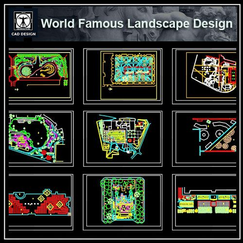 World Famous Landscape Design Landscape Design Landscape