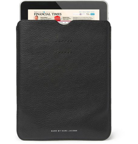Marc by Marc Jacobs' Leather iPad Case