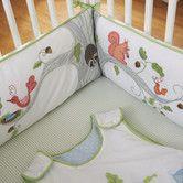 Found it at AllModern - Wishing Tree Baby 4 Piece Crib Bedding Set
