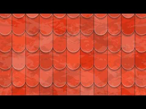 Roof Tiles Texture Adobe Illustrator Cs6 Tutorial How To Create Nice Background Vector Adobe Illustrator Graphic Design Adobe Illustrator Cs6 Vector Design