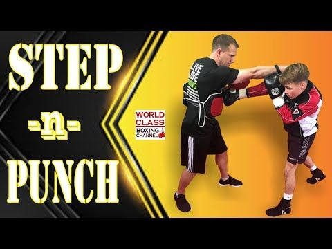 Boxing Footwork Everyone Should Know How To Step While Punching Youtube In 2020 Shadow Boxing Workout Boxing Training Workout Boxing Drills