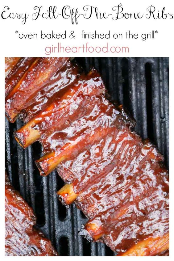 Easy Fall-off-the-Bone Ribs (rave reviews)