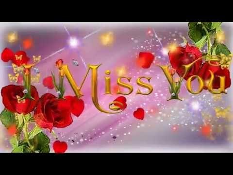 I Miss You Romantic Whatsapp Status Video Message