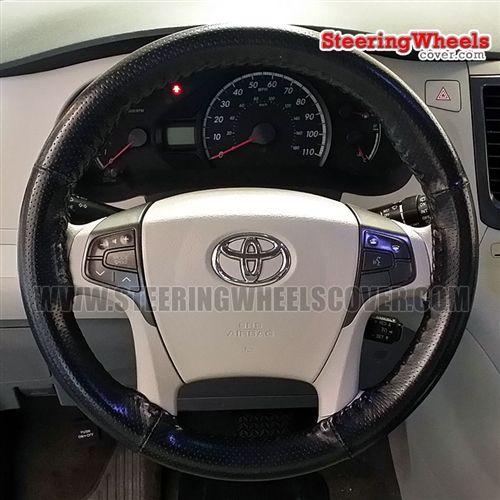 Toyota 2011 Sienna Wheelskins Steering Wheel Cover Euro