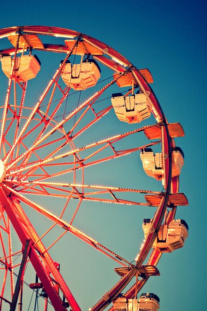 Life can be a fairground - which ride do you want to take next?