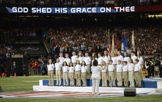 sandy hook sings at super bowl youtube Jennifer hudson sings america the beautiful with the sandy hook chorus category entertainment license standard youtube license.