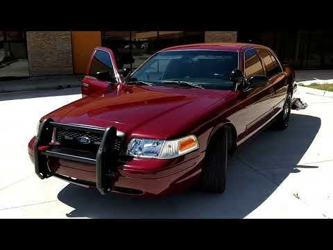 2011 Ford Crown Victoria Police Interceptor With 37k Original Miles Youtube Victoria Police Interceptor Police