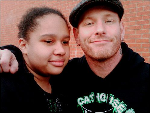 corey taylor with fans - Google Search