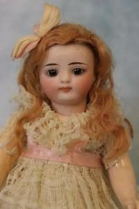 6-5-Antique-German-Bisque-Girl-Doll-French-Type-Face-Tiny-jtd-compo-body-c1890