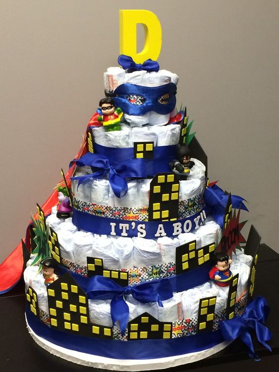 cakes showers baby cakes batman baby showers baby showers superman
