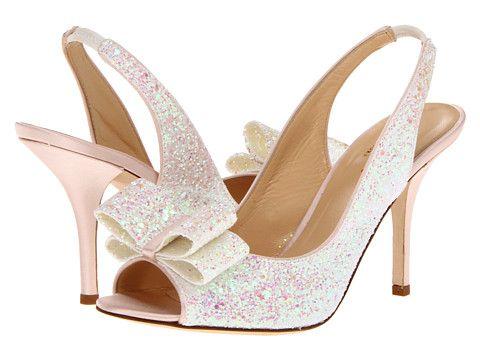 Charm Heel   Wedding shoes Blush and Satin