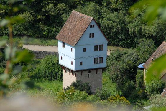 Замок Топлера, Ротенбург, Німеччина