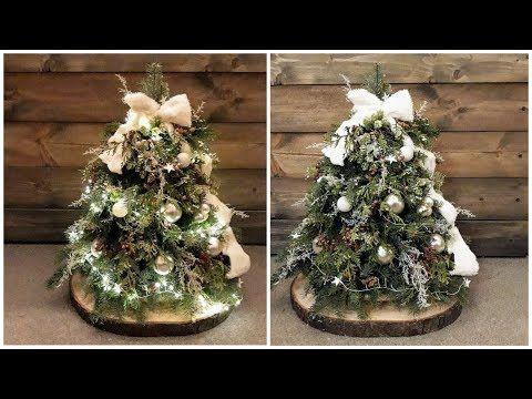 Jak Zrobic Piekna Choinke Swiateczna Film Dlugi Ale Wart Youtube Christmas Tree Christmas Holiday Decor