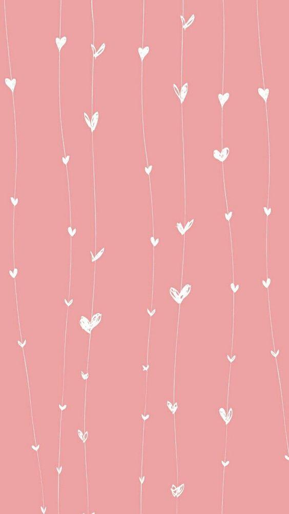 #cute #wallpaper #heart #pink # iPhone #vertical #... - #Cute #heart #iphone #Pink #planodefundo #vertical #wallpaper