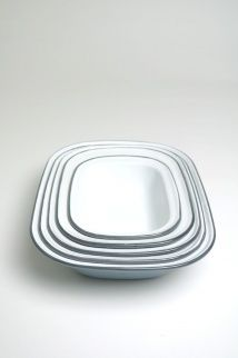 Falcon Pigeon Grey Pie Set
