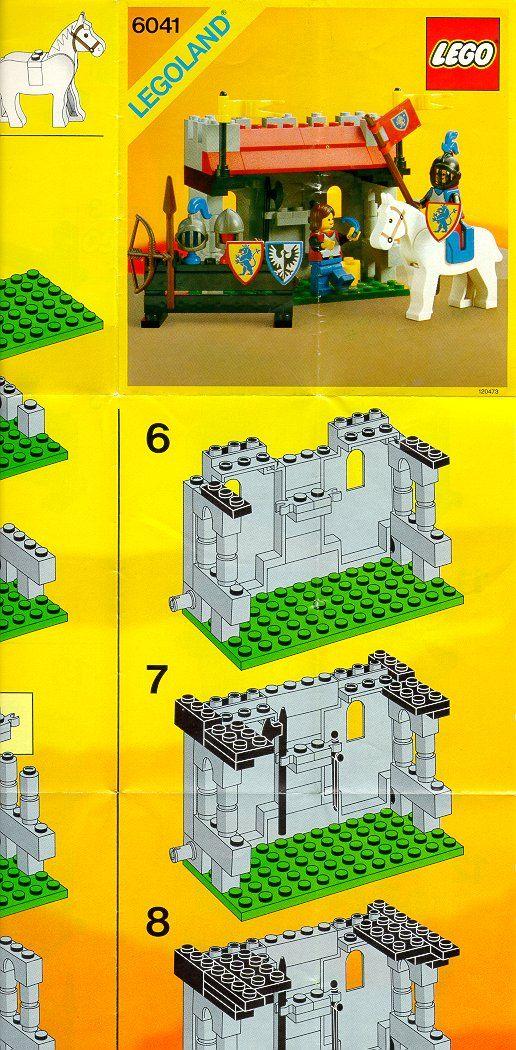 86ee7319c7e8874973321277acca3bc6  lego bauanleitungen