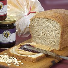 Irish-style wholemeal (for Brown Bread)