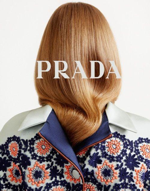 Prada S/S 2012 Fake Ad Campaign http://www.bijouxmrm.com/