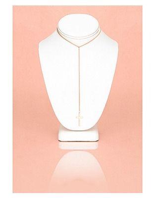 Sade Cross Necklace