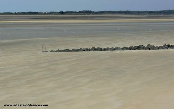The seaside resort of Hauteville sur Mer La Plage #Normandy #France