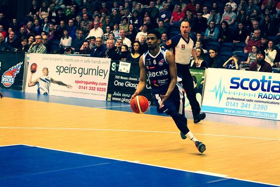 Glasgow Rocks recorded an 87-77 victory against a depleted Plymouth University Raiders side to deal another blow to the visitors' Play-Off hopes.  The Rocks were already assured of a fifth placed finish ahead of the fixture, but returned to winning ways as Kieron Achara led the way with a doubl