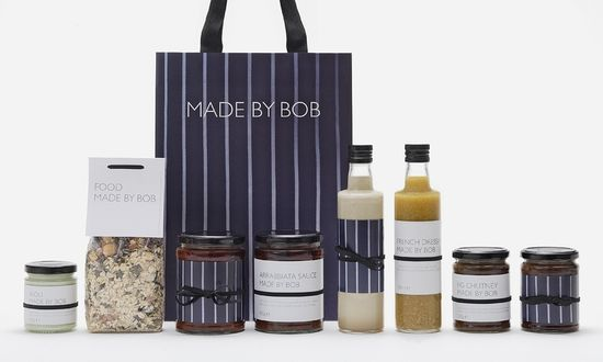 Made By Bob - The Dieline -