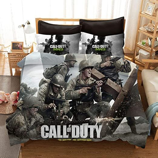 Pin On Fer, Call Of Duty Queen Bedding