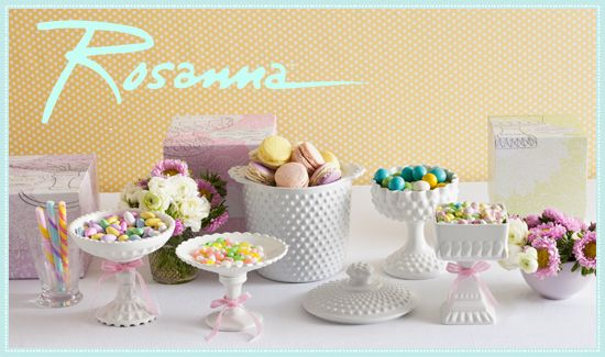 Rosanna new Spring 2012 tabletop: Harmonious Pins, Hoppy Easter, In Style, Candy Buffet, Easter Easter, Bulls Easter, Spring Easter, General Pins, Easter Spring