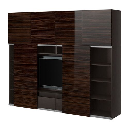 Besta Entertainment Center From Ikea For The Home