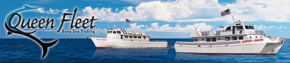 Trips fishing charters and charter boat on pinterest for Queen fleet deep sea fishing clearwater fl