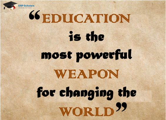 #Thought of the day! #EducationQuote