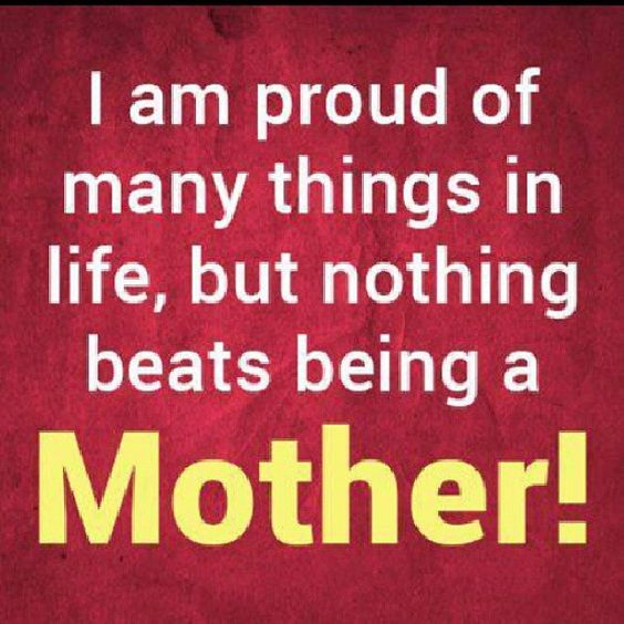 I Am Proud Of My Daughter Quotes: Being A Mother, A Mother And Beats On Pinterest