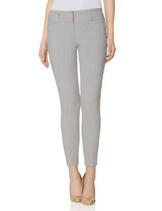 Exact Stretch Wide Waistband Skinny Pants from THELIMITED.com