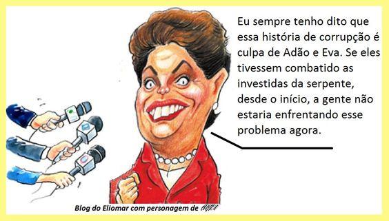 E Viva a Farofa!: As entrevistas de Dilma são exemplos do nosso atraso