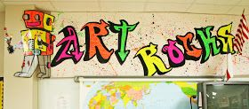 "smART Class: ""Art Rocks"" Guitars"