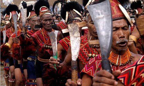 Nagaland - hopefully for NYE 2012/13
