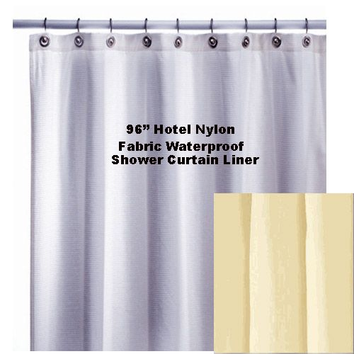 Nylon Shower Curtain Liners 55