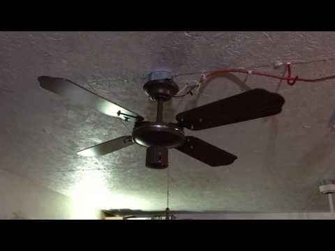 One Of My Childhood Ceiling Fans Cec Youtube Ceiling Fan Ceiling Fan