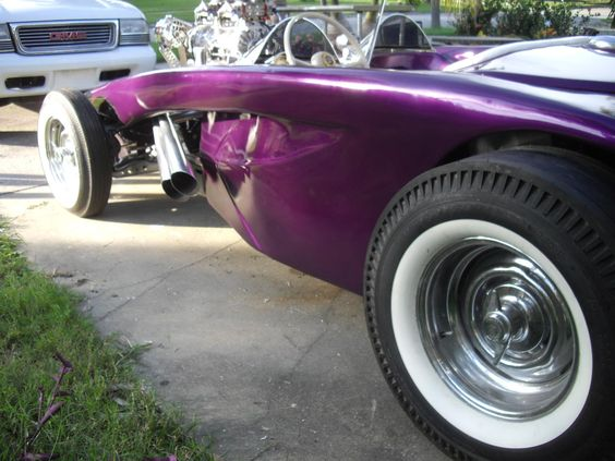 Custom, Roth style, one-off, home-built, frankenstein hot rods...lets see them! | Page 2 | The H.A.M.B.