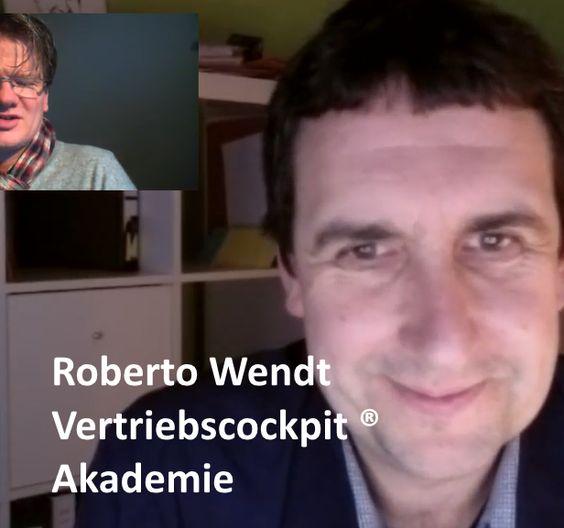 Roberto Wendt - Vertriebscockpit ® Akademie